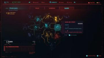 Cyberpunk 2077 — Official Gameplay Trailer Skills
