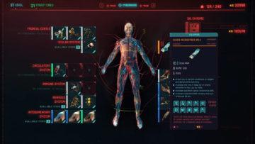 Cyberpunk 2077 — Official Gameplay Trailer Upgrades