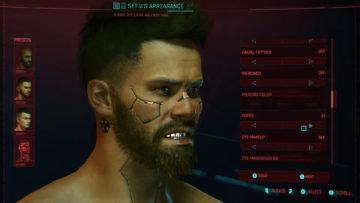 Cyberpunk 2077 Official Gameplay Trailer Customization Story 1