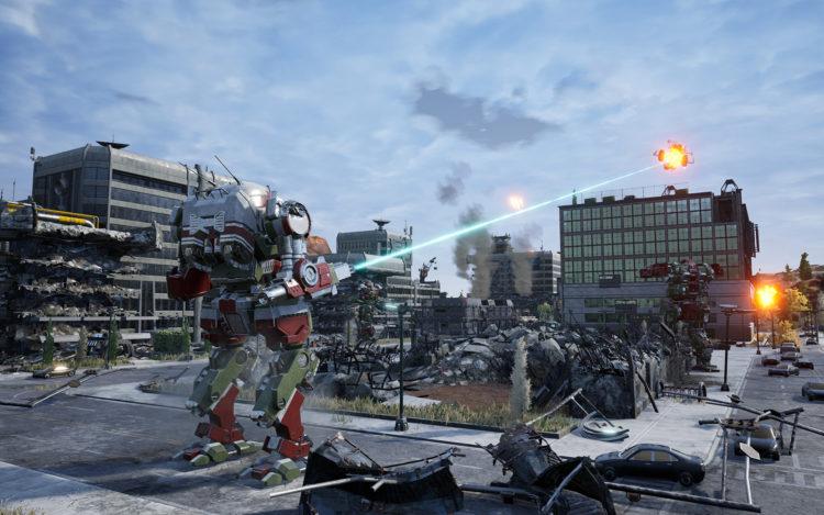 Cyberpunk 2077 Forces Mechwarrior 5 Mercenaries Steam Release Delay (1)