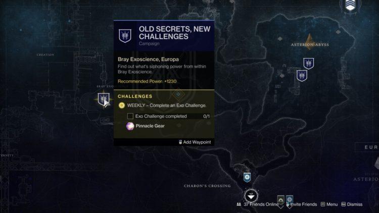 D2bl Wkex Ch Pinnacle Reward 2
