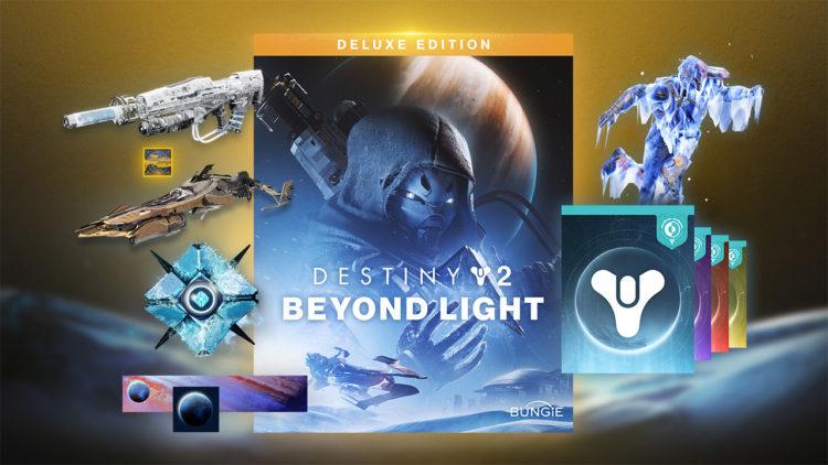 Destiny 2 Beyond Light 1