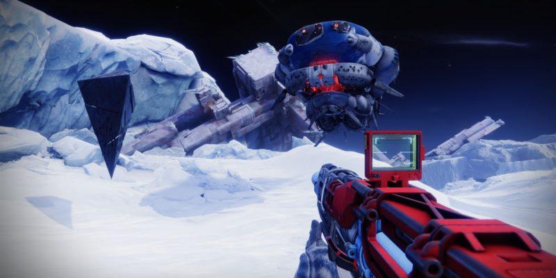 Destiny 2 Beyond Light Crux Convergence Heroic