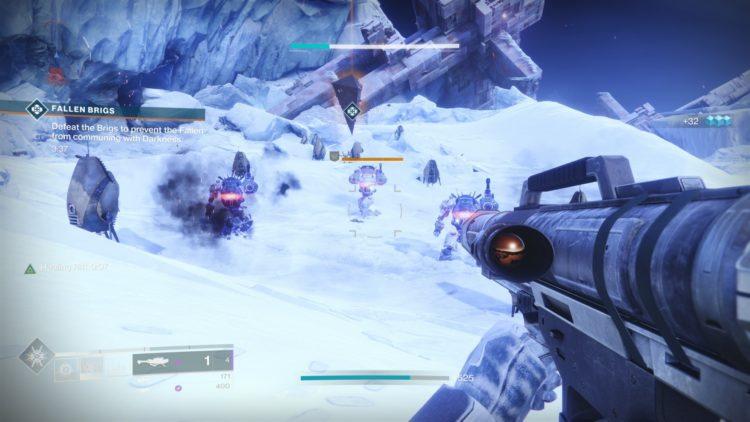 Destiny 2 Beyond Light Crux Convergence Heroic 1