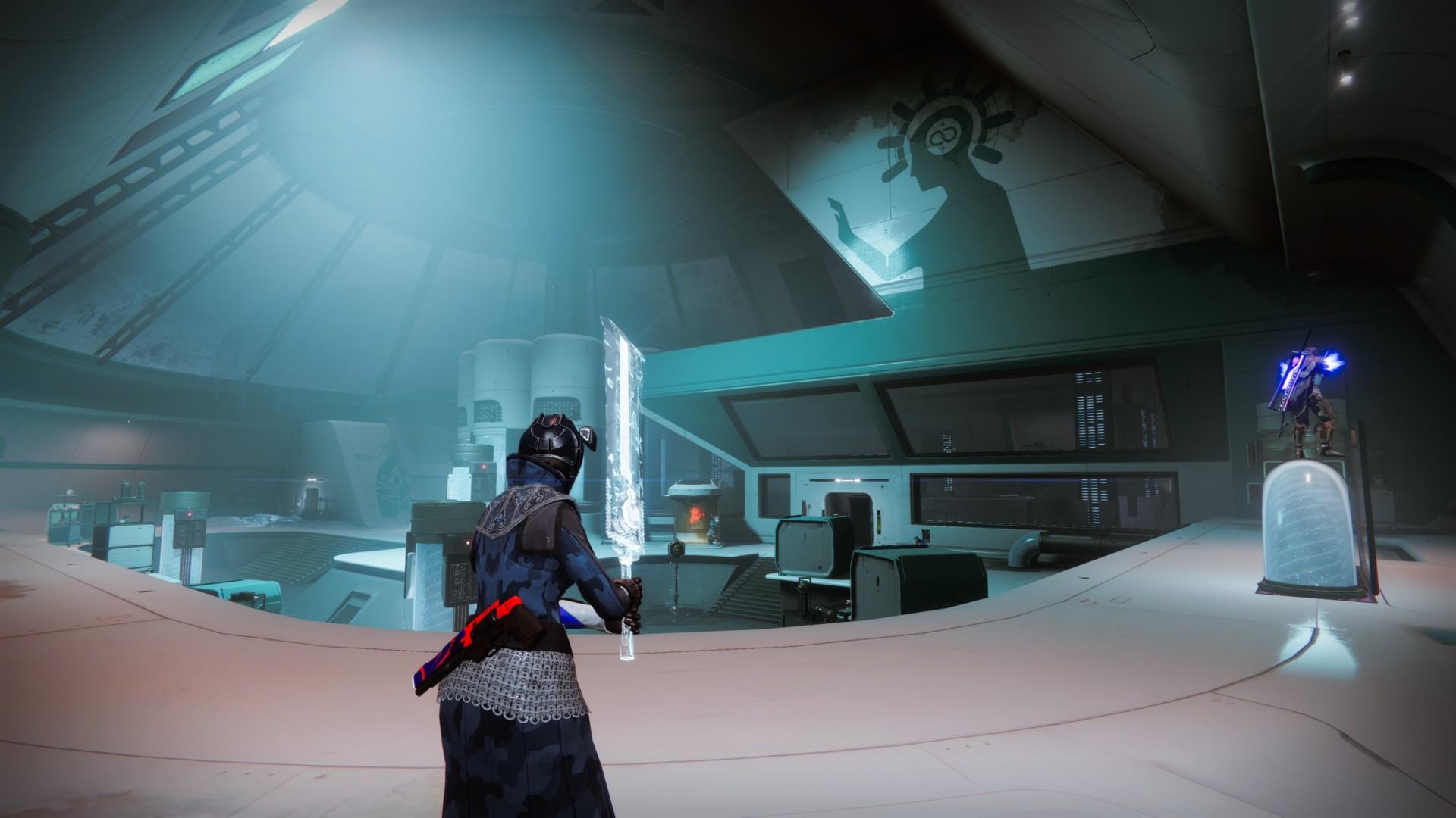 Destiny 2 Beyond Light Deep Stone Crypt First Encounter Cylinders