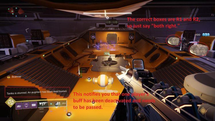 Destiny 2 Beyond Light Deep Stone Crypt Raid Encounter 3 Rapture Crash Guide 3a