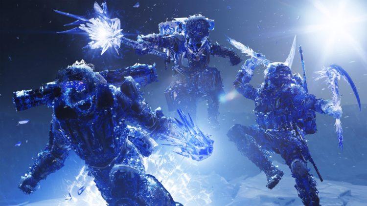 Destiny 2 Beyond Light Stasis Subclass Bug Cheese Instant Kill
