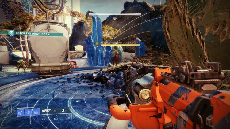 Destiny 2 Beyond Light Grind Empire Hunt Wrathborn Hunt 1b