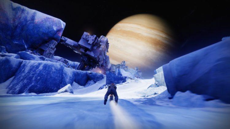 Destiny 2 Beyond Light Review 1