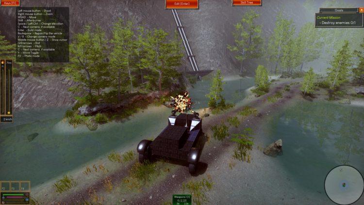 Dieselpunk Wars 1