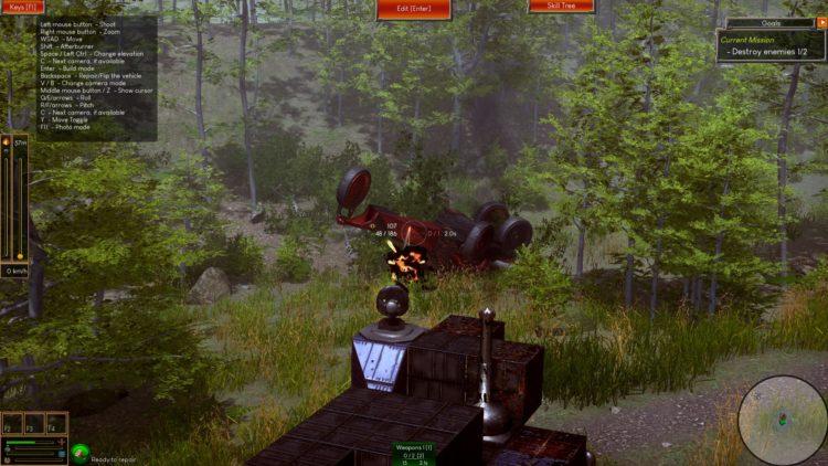 Dieselpunk Wars 3