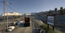 Euro Truck Simulator 2 New Graphics Dirt Road