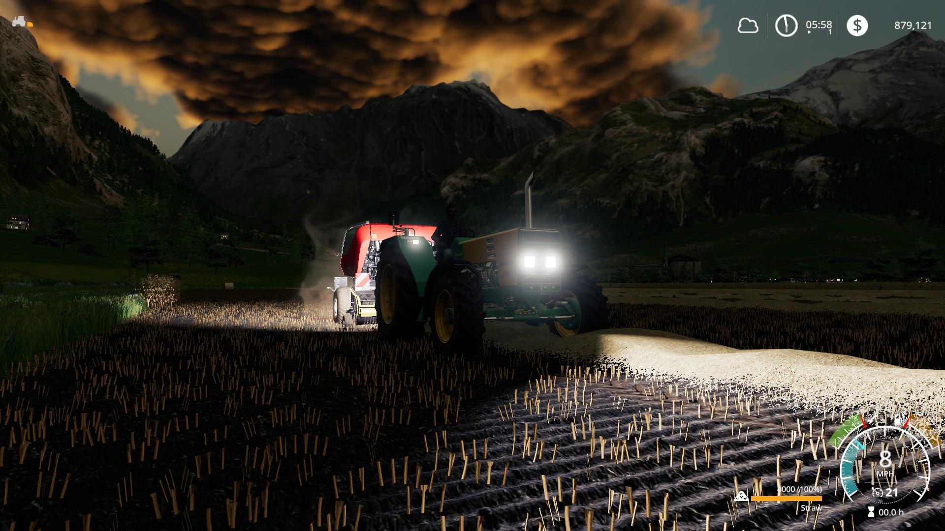 Farming Simulator 19 Alpine Expansion 6105