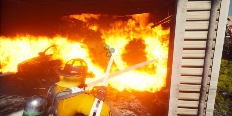 Firefighting Simulator 1