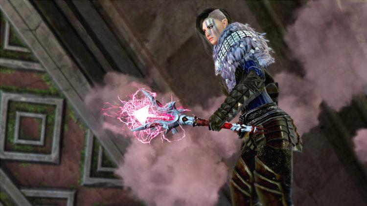 Guild Wars 2 Volcanic Stormcaller Weapons