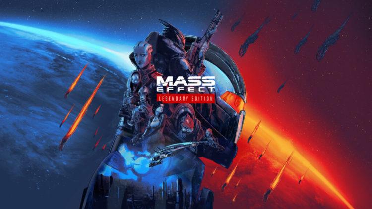 Mass Effect Legendary Edition Remaster Remastered Pc 2021