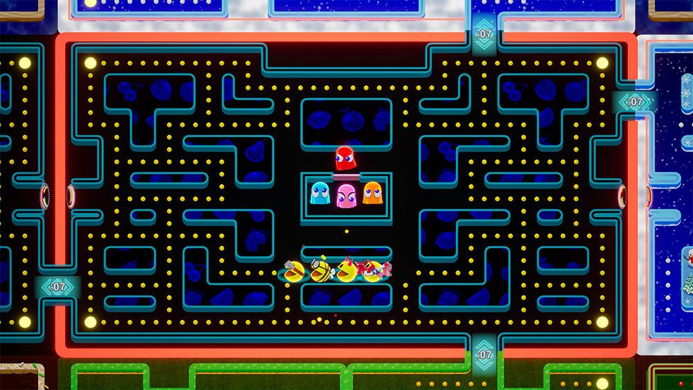 Pac Man Mega Tunnel Battle Has Begun The Feast On Google Stadia (1)