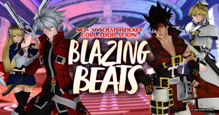 Phantasy Star Online 2 Blazing Beats