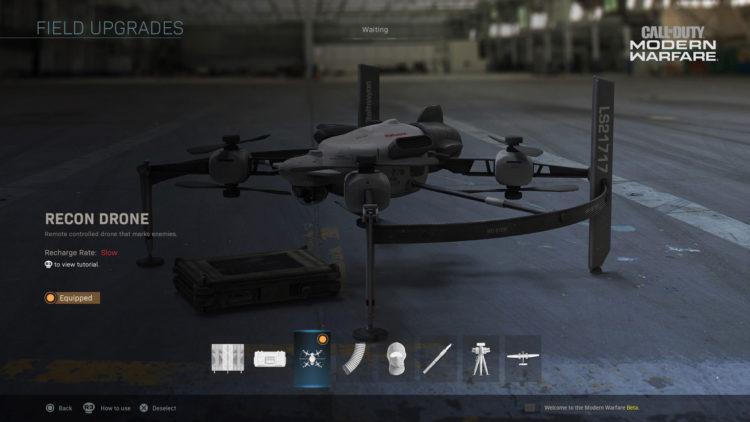 Recon Drone Warzone