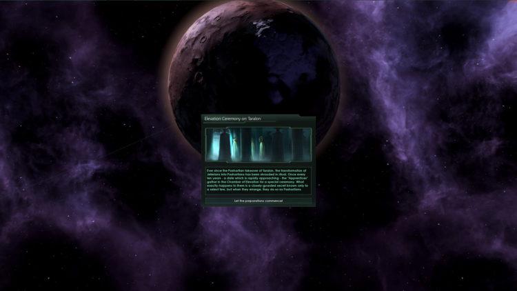 Stellaris Necroids Species Pack Review Is It Worth It Necrophage Origin 3a