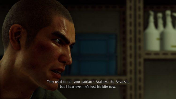 Yakuza Like A Dragon Japanese