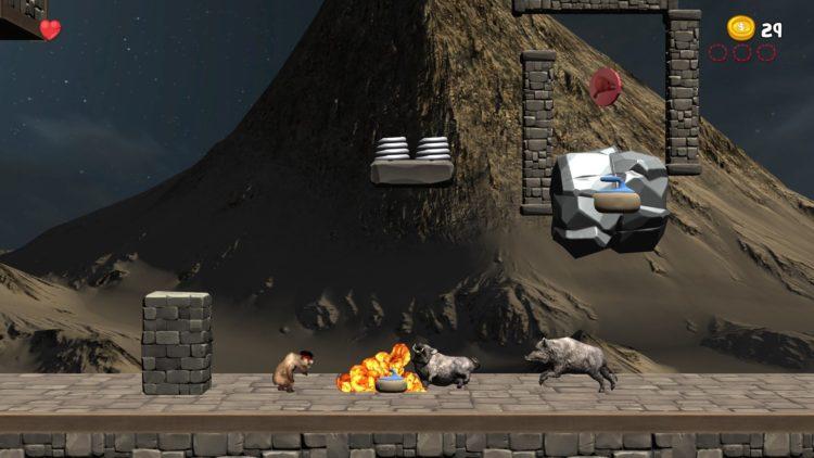 Agdq 2021 Hades Dumpster Bear 2