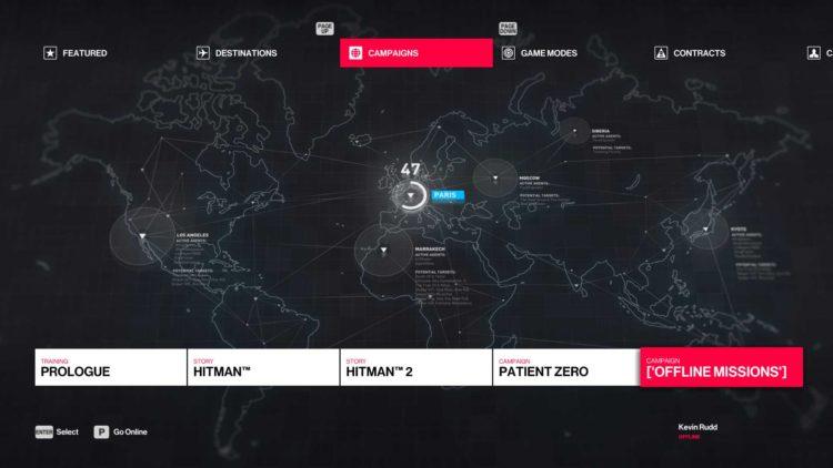 All Missions Offline Hitman 2 Mods