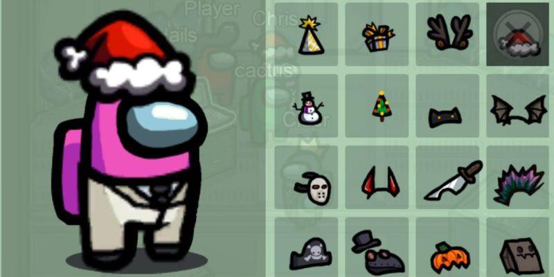 among us christmas hats e1604330499678