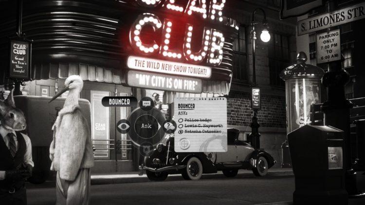 Царь-полицейский Club