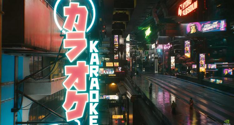 Cyberpunk 2077 Rtx Ray Tracing Trailer