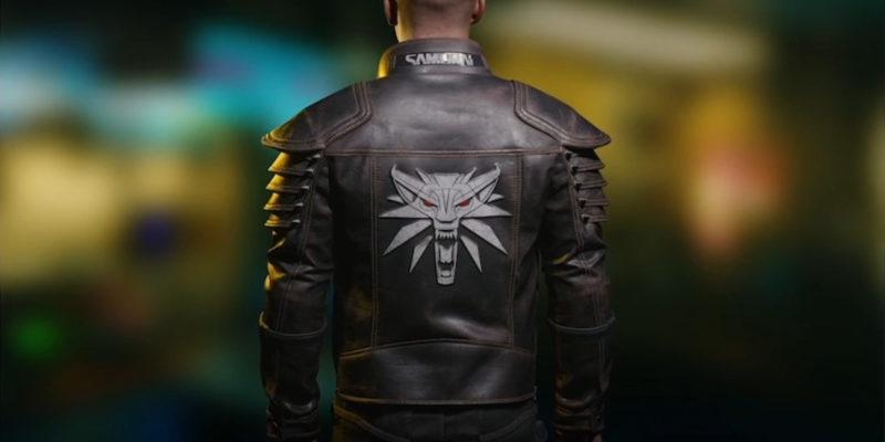 Gog Witcher Clothes Cyberpunk 2077