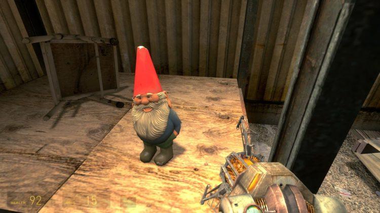 Gabe Newell gnome