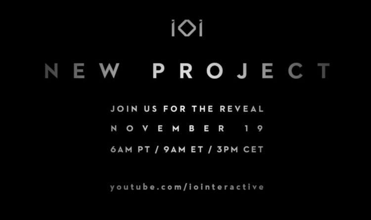 IO Interactive project Hitman