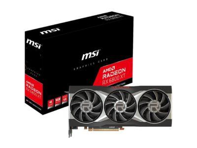 Msi Radeon 6800 Xt