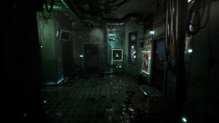 Observer System Redux Hallway