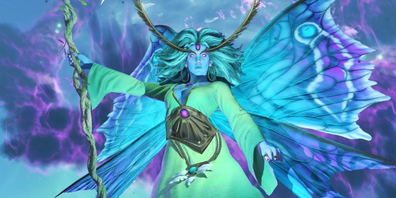 Ariel Heal Magical Forests Heathlands Guide Total War Warhammer Ii Warhammer 2