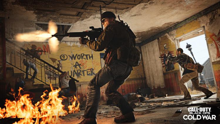 Black Ops Cold War prop hunt