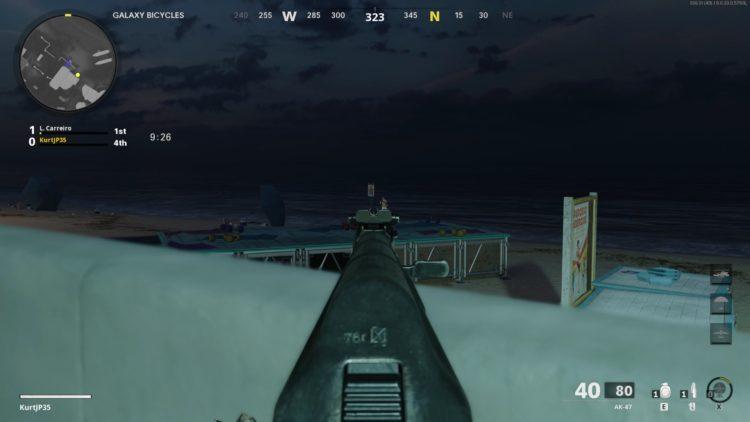 Black Ops Cold War Ak 47 Gameplay