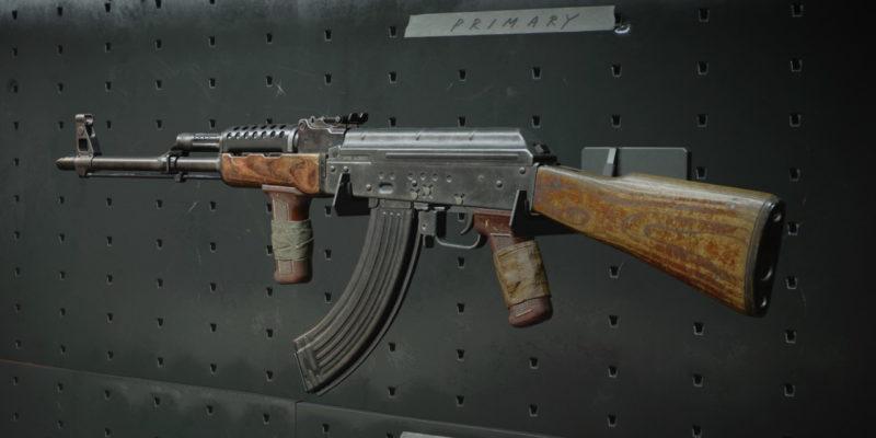 Black Ops Cold War Ak 47 Gunsmith
