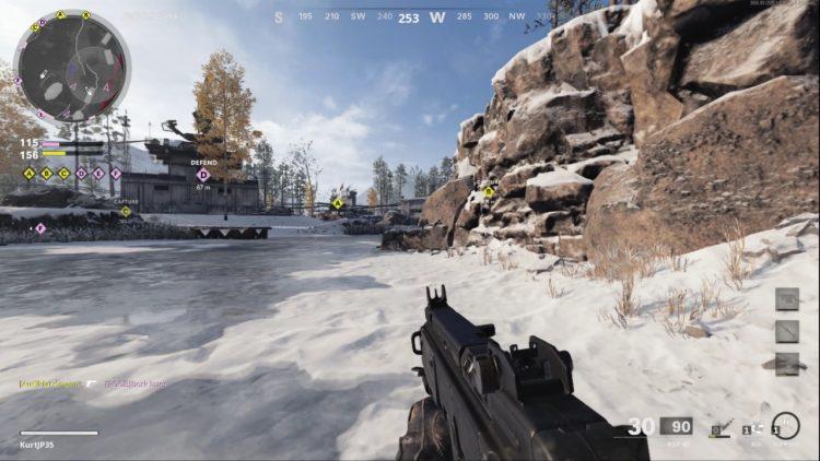 Black Ops Cold War Ksp 45 Gameplay