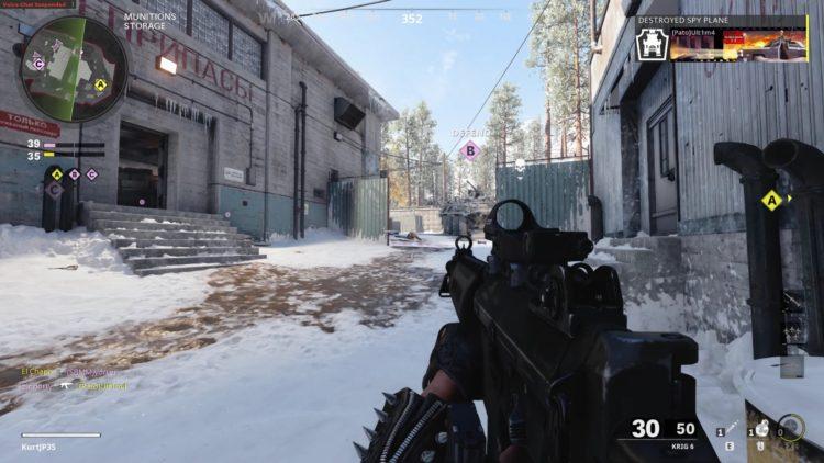 Black Ops Cold War Krig 6 Gameplay 2 Crossroads