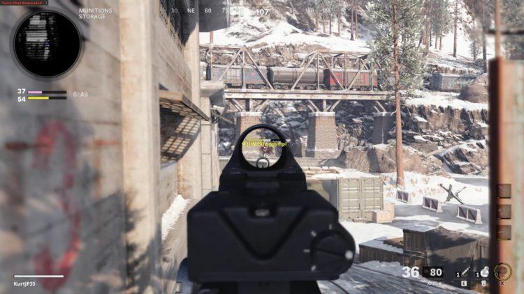 Black Ops Cold War Krig 6 Gameplay Crossroads