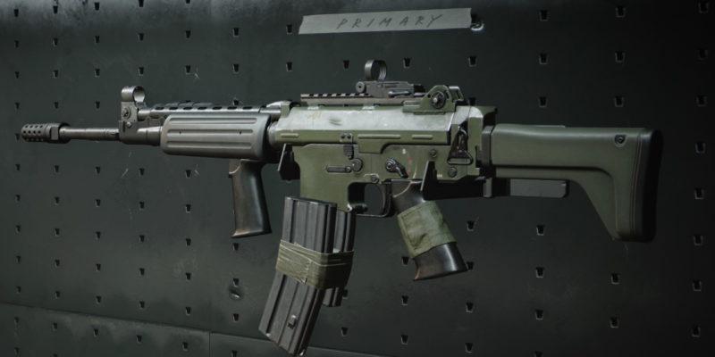 Black Ops Cold War Krig 6 Loadout