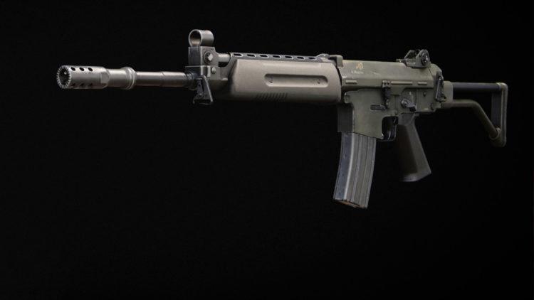 Black Ops Cold War Fireteam Krig