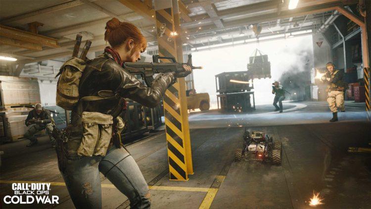 Black Ops Cold War headshots