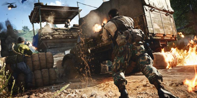 Black Ops Cold War Longshots