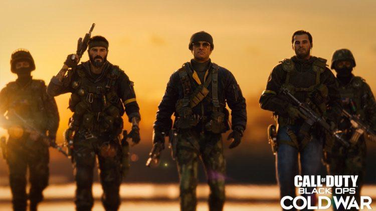 Black Ops Cold War ranked playlist