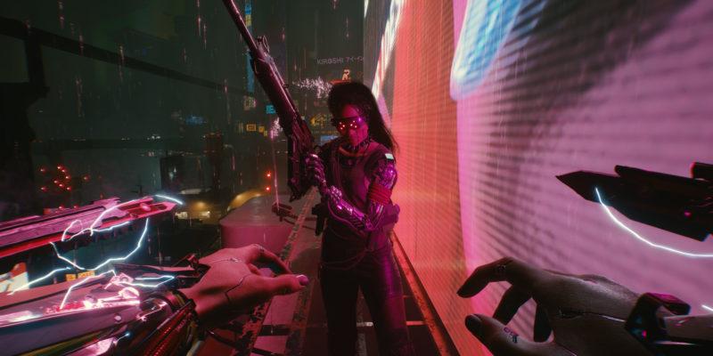 Cyberpunk 2077 Assault Handguns Blades Perks Guide Feat
