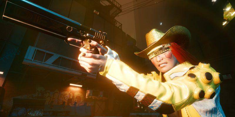 Cyberpunk 2077 Dexter's Gun Plan B Nix Sidequest Spellbound
