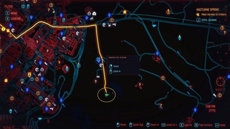 Cyberpunk 2077 Dexter's Gun Plan B Nix Sidequest Spellbound 1
